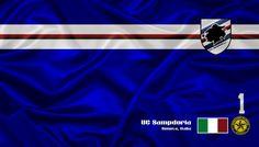 UC Sampdoria - Veja mais Wallpapers e baixe de graça em nosso Blog http://soccerflags.blogspot.com.br