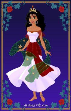 Esmeralda Christmas
