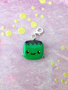 """Kawaii """"Frank N. Stein"""" Charm 