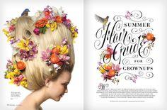 More Magazine / Jessica Hische/ Geof Kern/ Deb Bishop