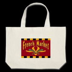 French Market New Orleans Bags