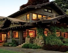 craftsman style bungalow homes