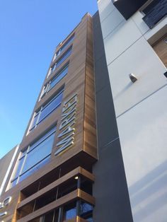 Designed to meet LEED Platinum Certified standards, ACCOYA® WOOD was selected for Forest City's 2175 Market Street Apartments in San Francisco