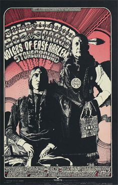 Cold Blood, Boz Scaggs, Voices of East Harlem, Stoneground, Elvin Bishop  12/31/1970, 1/1-3/1971  Artist: N. Orr