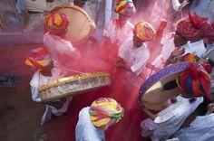 holi fête inde