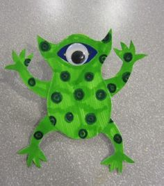 Monster/Creature Ring Puppets