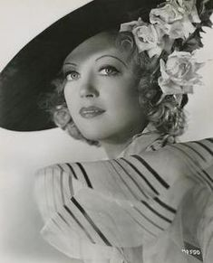 Marion Davies, born Marion Cecilea Douras on January 3, 1897, was one of the great comedic actresses of the silent era and into the 30's. She began as a chorus girl in New York, first in the pony follies and later in the Ziegfield Follies.