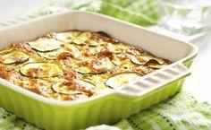 Ovenschotel met vis, groente en een aardappeldakje   GezondheidsNet