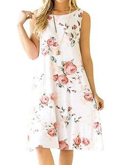 Cheap dress vestidos, Buy Quality floral print dress directly from China a-line dress Suppliers: EIFFTER Women Floral Print Dress New Casual Summer Ladies Short Sleeve O Neck Patchwork Loose A-Line Dresses Vestidos 0469 Casual T Shirt Dress, Floral Shirt Dress, Casual Summer Dresses, Boho Dress, Dress Up, Dress Summer, Summer Sundresses, Sundresses Women, Floral Dresses