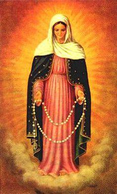 virgen del rosario - Buscar con Google