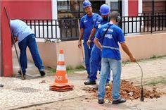 Blog do Rio Vermelho, a voz do bairro: Coisa feia! Embasa flagra restaurante no Rio Verme...