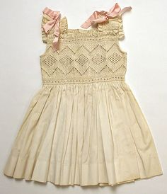 Dress  Emilia and Elvira Frezzini (Italian)  Date: ca. 1955