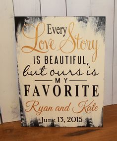 Every Love Story/is Beautiful/but ours is by gingerbreadromantic