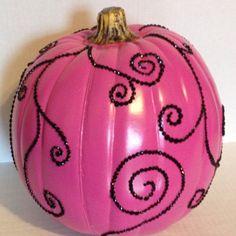 Blingy Pumpkin