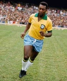Pele, Brazil (Played in 4 World Cups 1958, 1962, 1966 & 1970)