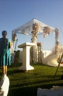 17 Stunning Wedding Venues In The Philippines Tagaytay Wedding, Wedding Reception, Wedding Venues, More Fun, Statue Of Liberty, Philippines, Gazebo, Outdoor Structures, Travel
