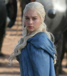 Daenerys Kaleesi Game of Thrones_the Fiercest & Strongest female character
