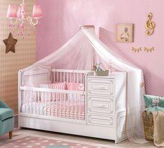 #homedecor #interiordesign #inspiration #kidsroom #babyroom #babygirl Lifestyle Articles, Kids Furniture, Baby Room, Cribs, Baby Kids, Toddler Bed, Interior Design, Inspiration, Shopping