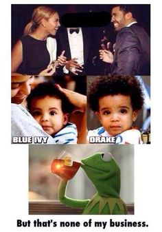 "1. | Kermit The Frog's Top 10 ""But That's None Of My Business"" Posts"