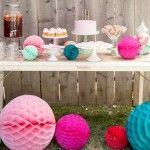 Confetti Birthday Party: Sprinkled Treats