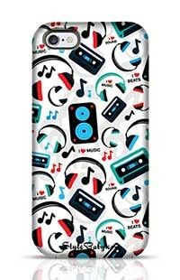 Music Lovers Apple iPhone 6 Plus Phone Case