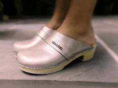 """Chanel Clogs 