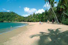 Beaches of Tobago - Tobago Dive Pirates