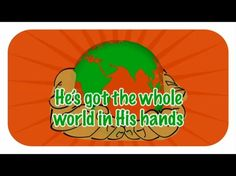 A great song for #vacationbibleschool! #VBS #worshiphousekids #kidmin He's Got The Whole World | Brentwood-Benson http://www.worshiphousekids.com/worship-tracks/29900/Hes-Got-The-Whole-World