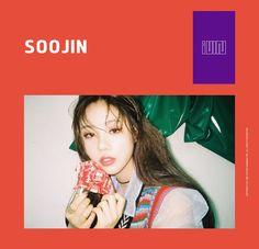(G)I-DLE Soojin