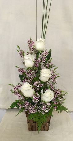 101 Cute Spring Flower Arrangements Ideas That You Need To Know - Flowers are used for all types of occasions and celebrations. They can offer you beauty and elegance to any room you choose. You can bring in fresh sp. Rosen Arrangements, Spring Flower Arrangements, Creative Flower Arrangements, Funeral Flower Arrangements, Beautiful Flower Arrangements, Spring Flowers, Floral Arrangements, Beautiful Flowers, Beautiful Beautiful