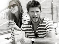 Scott Eastwood Follows In His Father's Footsteps - Good God he is fun to look at...