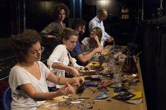 """Artistas, pesquisadores e profissionais de várias áreas compartilham suas experiências na """"Semana do Pensamento Criativo"""". O projeto realiza uma série de palestras e workshops na Caixa Cultural Fortaleza, de 24 de fevereiro a 1º de março."""