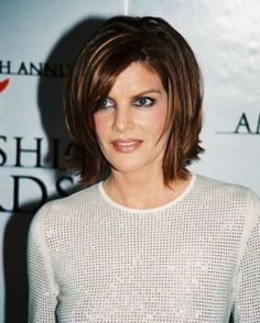 I have ALWAYS loved her hair...I think we have similar texture.  Love this cut & color