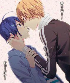 Takagi: saiko I won't ever let you go Mashiro: shujin I won't ever let you go either