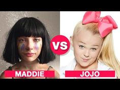 Maddie Ziegler VS JoJo Siwa ★ Battle Musers ★ Musical.ly Compilation - YouTube