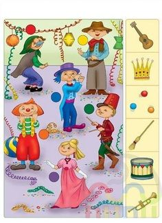 Użyj STRZAŁEK na KLAWIATURZE do przełączania zdjeć Brain Activities, Holiday Activities, Infant Activities, Educational Activities, Music For Kids, Math For Kids, Preschool Worksheets, Preschool Activities, File Folder Activities