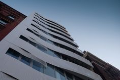arctangent architecture: west 96th street residences
