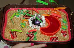 Rice Krispies Plant Cell Edible Cell Project, Plant Cell Project, Animal Cell Project, Science Fair Projects, School Projects, Science Ideas, Science Experiments, Plant Science, Life Science