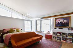 Ben & Viv's Vibrant Vintage Digs — House Tour | Apartment Therapy