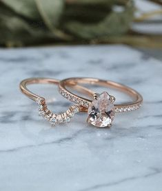 Engagement Ring Rose Gold, Alexandrite Engagement Ring, Engagement Ring Settings, Vintage Engagement Rings, Vintage Anniversary Rings, Country Engagement, Diamond Ring Settings, Engagement Bands, Engagement Jewelry