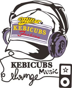 High Quality Guaranteed,create a gift with Kebicubs music Design logo on t shirts or phone cases from HICustom.net .24 hour service available.