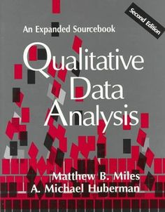 73 best analysis of qualitative data images on pinterest the latest edition of this best selling textbook by miles and huberman not only is considerably expanded in content but is now available in paperback fandeluxe Image collections