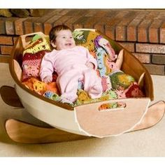Baby Cradle Boat Kit  OMG I have to have this when we finally have a bundle of our own!!