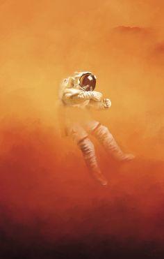 The Martian, Alex Orman on ArtStation at https://www.artstation.com/artwork/the-martian-e0293135-cfed-401b-87a7-92426246084b