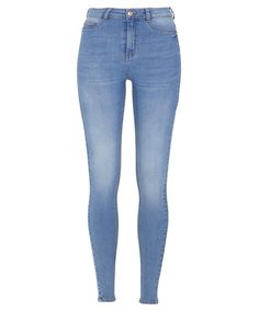 Molly highwaist jeans 29.95 EUR, Skinny-farkut & Slim-farkut - Gina Tricot