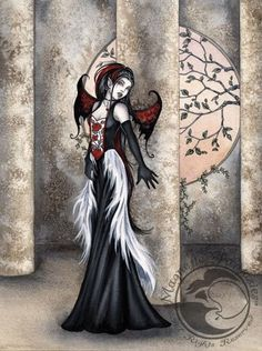 Amy Brown: Fairy Art - The Official Gallery Fairy Myth Mythical Mystical Legend Elf Fairy Fae Wings Fantasy Elves Faries Sprite Nymph Pixie Faeries Dark Fantasy, Fantasy Art, Amy Brown Fairies, Dark Fairies, Fantasy Fairies, Elfen Fantasy, Fairy Pictures, Gothic Fairy, Love Fairy