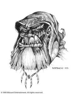 #warcraft #orc #demoniste #warlock #guldan