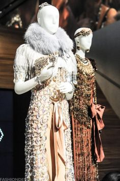 Prada for the Great Gatsby Exhibition