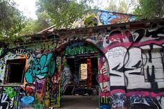 Murphys Ranch: Abandoned Nazi Camp in Santa Monica