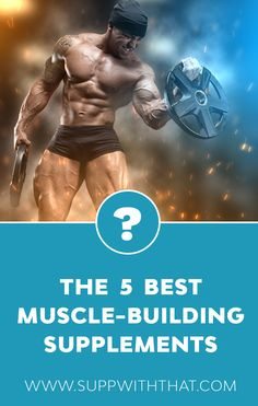 """Building lean muscle is essentially the goal of everyone who enters the gym.  Even those who just want to """"trim down"""" a little for summer should ideally be looking to build muscle and lose fat. For those who have hit plateaus in their training, any of the supplements below are sure to help you break right through them…"""